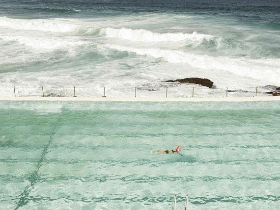 Josef Hoflehner: Bondi Baths (Sydney, Australia), 2011