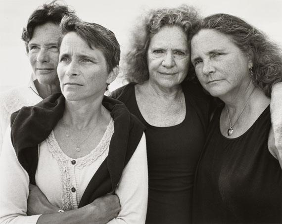 Nicholas Nixon: The Brown Sisters, 2011, © Nicholas Nixon, Fundación MAPFRE
