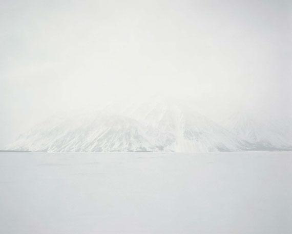 Bruno AugsburgerWhite, Yukon, 2009155 x 120 cm (60 x 48 in.)analog C-print on Kodak Endura PremierEdition of 5 & 1 APCopyright Bruno Augsburger, Courtesy of Gallery Bildhalle, Kilchberg (Zurich), Switzerland