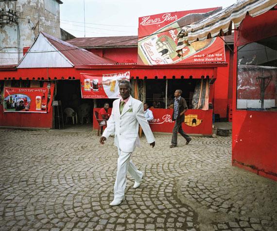 Harare, Ethiopia, 2013 170 X 170 cm ©Raymond Depardon / Magnum Photos