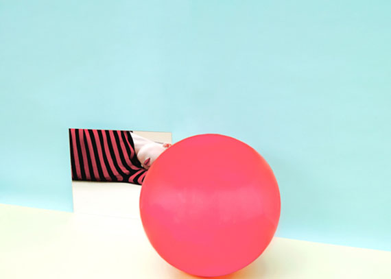 Ina Jang (*1982, South Korea), a ball, 2013, Digital C-Print, 33 x 46 cm ( 13 x 18 1/8 in.), Edition of 5, plus 1 AP