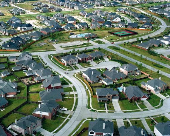 Christoph Gielen, CiphersOUTER HOUSTON III TexasCinco ranch, Fort Bend County, texas development and design: newland Communities construction: 2006