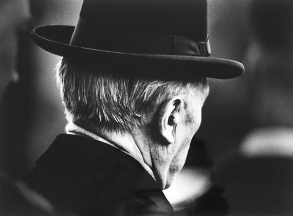 "Guido Mangold""Konrad Adenauer"", 1962, 40 x 30 cm, S/W-Vergrößerung"