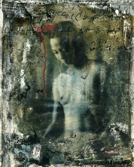"""Eustáquio Neves: aus der Serie """"Objetização do Corpo"""", 1999/2000 © Eustáquio Neves"""