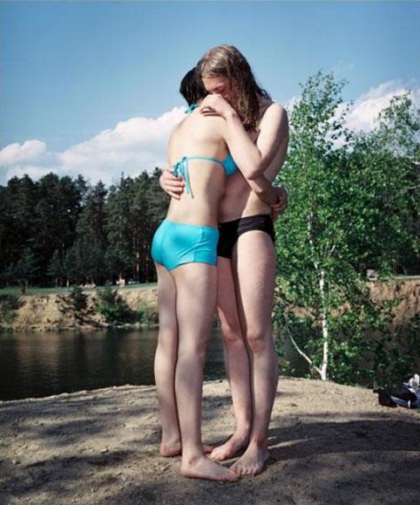 Elfrem en SvetaRob Hornstra Tsjeljabinsk, Rusland, 2003© Rob Hornstra. Courtesy Flatland Gallery.