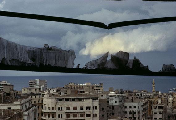 René Burri, Beirut, Libanon, 1991© René Burri / Magnum Photos