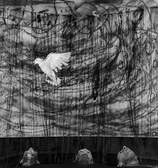 Roger Ballen, Gaping, 2010 ©Roger Ballen