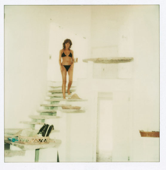 Andrey A. TarkovskyAntonioni's Villa, Sardegna, 1979© The Tarkovsky Foundation