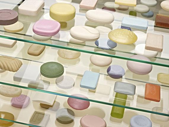 Scheltens & Abbenes, Soap Bars, 2012 Courtesy Galerie Martin van Zomeren