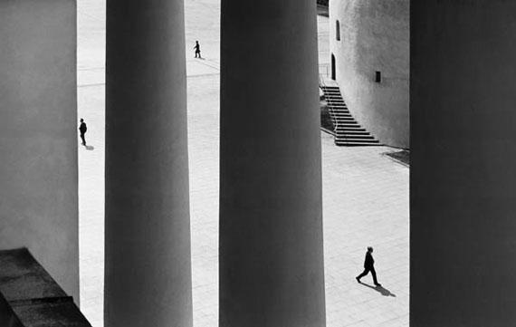 Romualdas Rakauskas: From the series, Weekdays in Vilnius, 1964