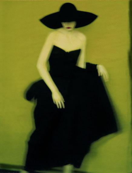 Fashion 11, Yoji Yamamoto, 1996 © Sarah Moon courtesy Michael Hoppen Gallery