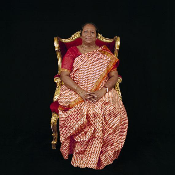 """Ruth Manorama (1952), Sozialwissenschaftlerin, Indiens Stimme der """"unberührbaren"""" Frauen, Right Livelihood Award 2006 © Katharina Mouratidi"""