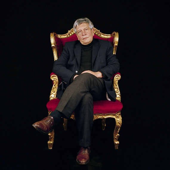 Hermann Scheer (1944-2010), SPD-Politiker, Hero for the Green Century (TIME-Magazin), Right Livelihood Award 2004 © Katharina Mouratidi