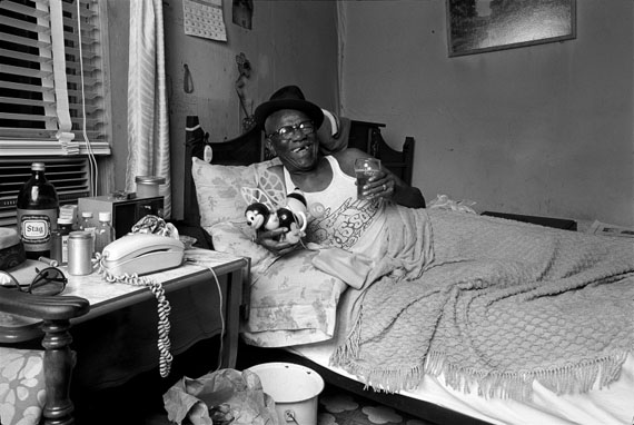 Furry Lewis, 1974 © Norman Seeff