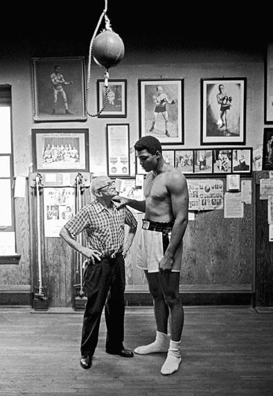 Thomas Höpker: 'Ali and Johnny Coulon', 1966 © Thomas Höpker