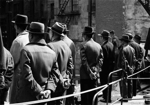 Thomas Höpker: 'Baustelle', New York 1960 © Thomas Höpker