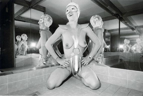 André Gelpke: Tabu, St. Pauli, aus der Serie Sex-Theater, 1978© André Gelpke