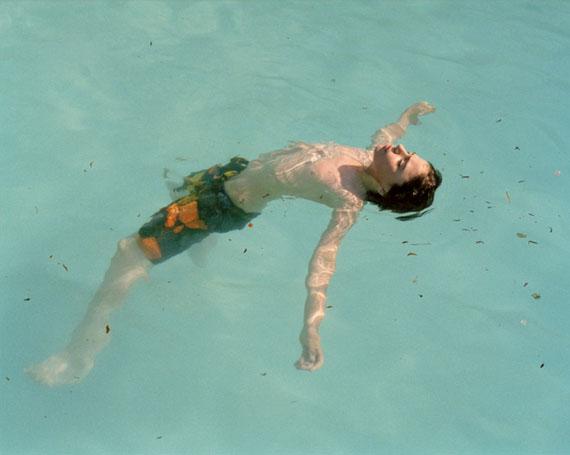 Jonathan (swimming pool), 2013 © Sarah Mei Herman