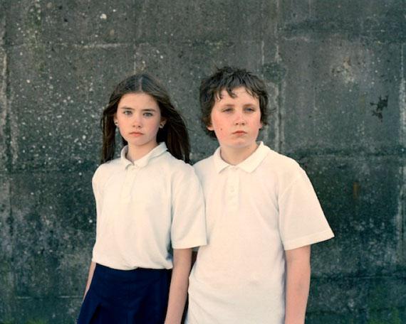 Leah and Ronan, 2013 © Sarah Mei Herman