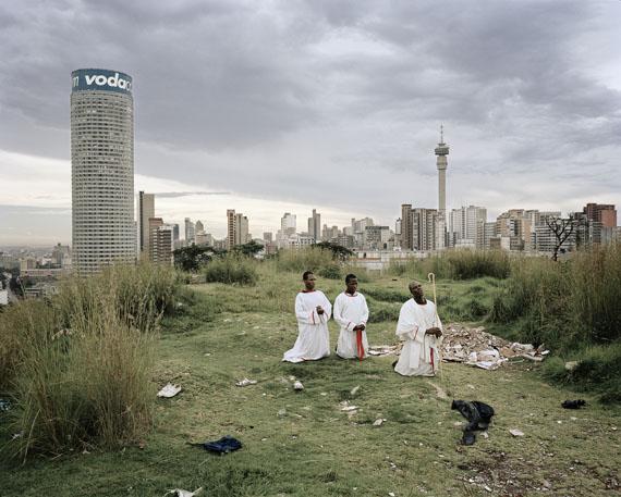 Michael Subotzky & Patrick Waterhouse: Ponte City, 2008-2013 © Magnum Photos