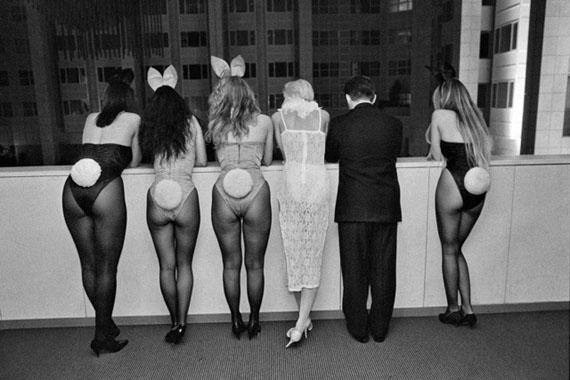 Playboy Party, Prague, 1994 © Dana Kyndrová