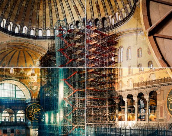 Ola Kolehmainen: Hagia Sophia year 537 V, 2014, © Ola Kolehmainen, Courtesy: Gallery TaiK