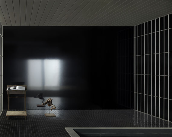 Beate Gütschow: Passion Finds its Echo 1, 2012, Light box, Courtesy: Barbara Gross Galerie, Munich; Produzentengalerie, Hamburg, © Beate Gütschow