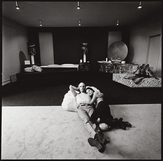 Lothar Wolleh: Claes Oldenburg, nach 1963, © Oliver Wolleh