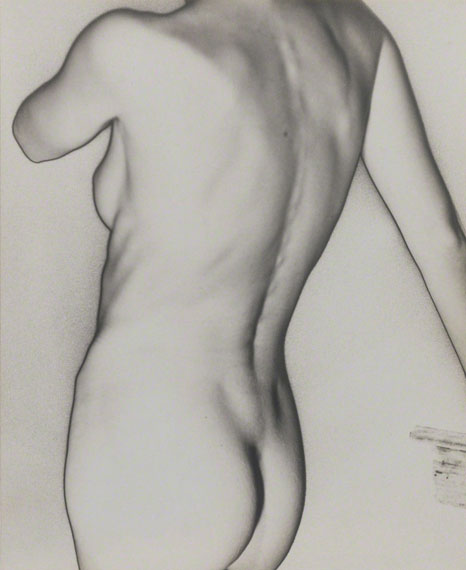 Man Ray, Nu De Dos, c 1944Courtesy EDWYN HOUK GALLERY, New York