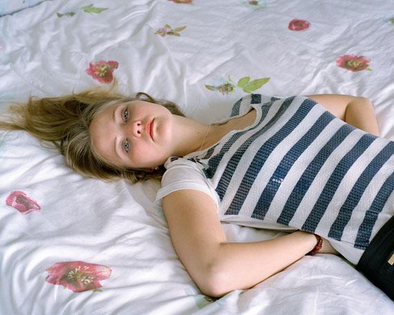 Julia, 2012 © Sarah Mei Herman