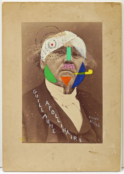 Duane Michals, Guillaume Apollinaire, 2013