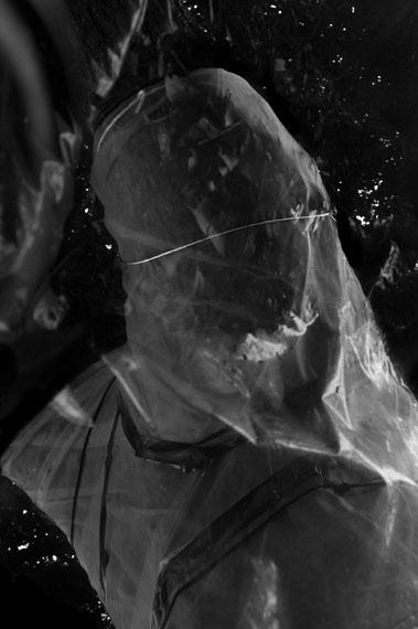 Sascha Weidner: Mask II, 50 cm x 70 cm, Pigmentprint, 2013 © Sascha Weidner