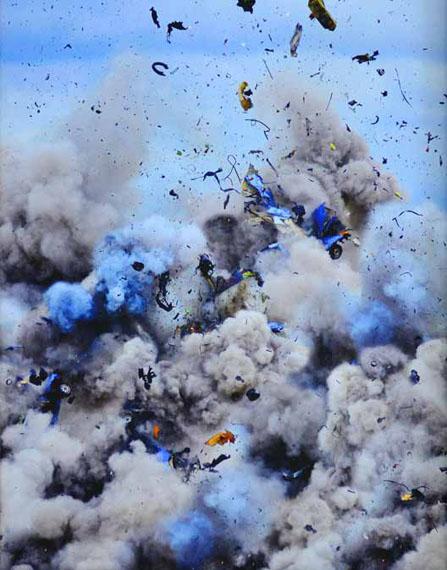 Daniel & Geo Fuchs, Explosion 1, 2014 © Daniel & Geo Fuchs