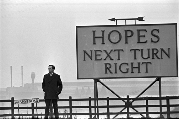 Terence DonovanMan about the Black Country, 1961© Terence Donovan Archive