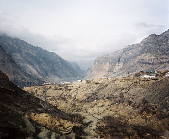 Rob Hornstra: Gimry, Dagestan, 2012© Rob Hornstra / Flatland Gallery. From: An Atlas of War and Tourism in the Caucasus (Aperture, 2013)