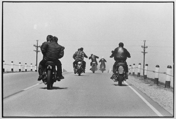 Route 12, Wisconsin © Danny Lyon, Courtesy of ATLAS Gallery London