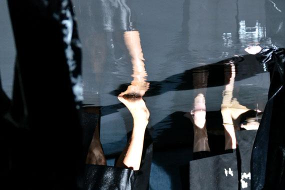 "Corinna Rosteck: ""Hades"", Chromira pearl auf Aludibond, 40x60 cm, 2013"