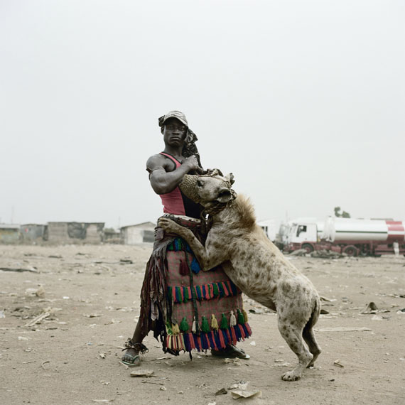 abdullahi mohammed with mainasara ogere-remo 2007 © Pieter Hugo