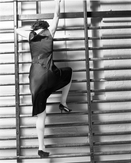 Elfie Semotan: o.T aus der Serie Schoolgirl, New York, 1990