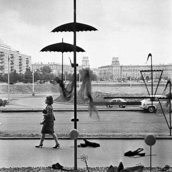 Erwin Volkov: Moscow Leninsky Avenue, 1967