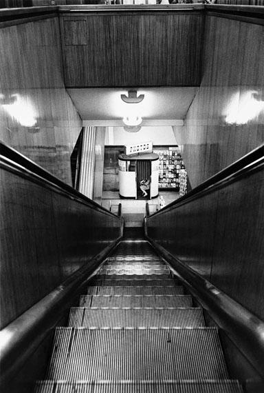"Timm Rautert""New York, 1969""1969BromsilbergelatineBildmaß 59,9 x 40,5 cmVintage"