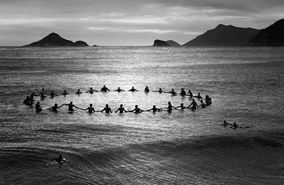 © OLAF HEINE, PADDLE OUT, RECREIO DOS BANDEIRANTES, 2013