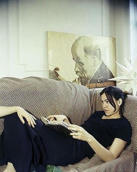 "Arabella Schwarzkopf: ""Vahri, Brooklyn, NY, 1999"", c-print, 38 x 48 cm, Ed. 15"