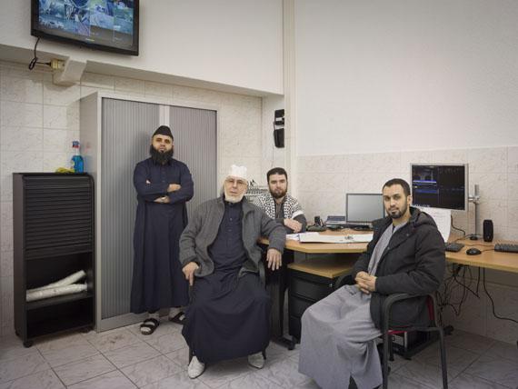 Stichting Moskee Badr en ScholenAmsterdam 2013© Taco Anema