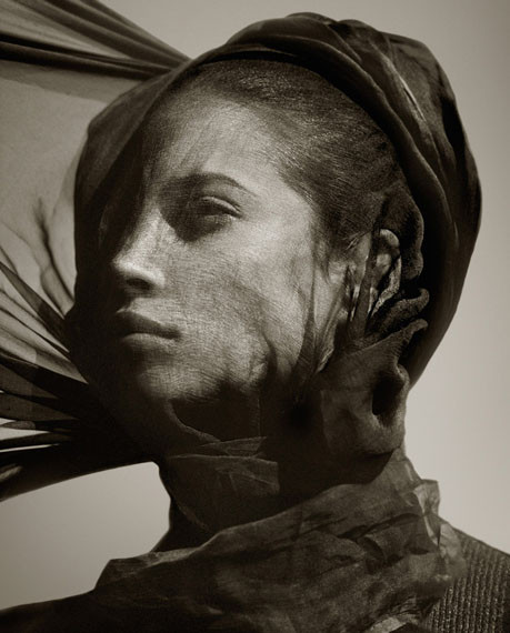 © ALBERT WATSON: CHRISTY TURLINGTON, EGYPT