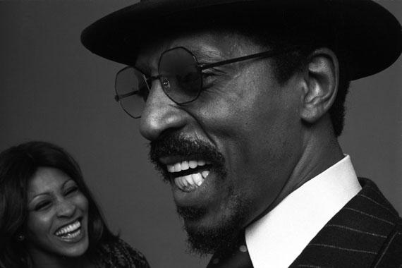 Ike & Tina Turner, 1975 © Norman Seef