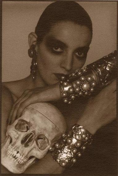 Catherine Bailey, 1989. © David Bailey