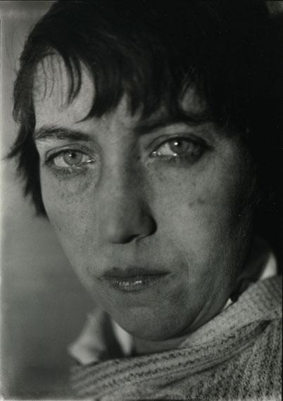 """Walker Evans: Berenice AbbottPortfolio Print1929-30127 x 178 mmBlind Stamp """"Walker Evans Archive I"""" (1974)© Walker Evans Archive, The Metropolitan Museum of Art"""