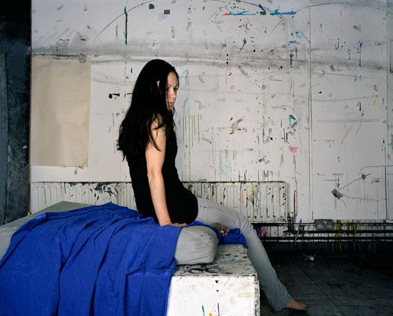 Sarah Jones: The Drawing Studio (Life Model) (I), 2008courtesy Maureen Paley, London