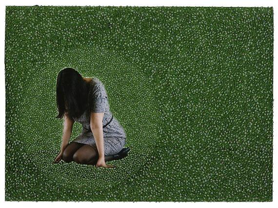 Green, 2014 © Sissi Farassat